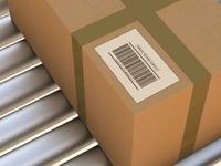 3D-Illustration of Parcel Return Service on Conveyor Belt 11030040777| 写真素材・ストックフォト・画像・イラスト素材|アマナイメージズ