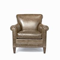 Modern Traditional Armchair, Studio Shot