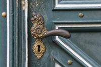 Door Handle, Hesse, Germany