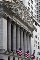 New York Stock Exchange, New York City, New York, USA