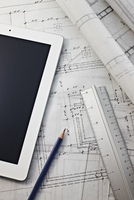 Tablet Computer and Blueprints