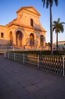 Iglesia De Santisima, Plaza Mayor, UNESCO World Heritage Site, Trinidad, Cuba, West Indies, Caribbean