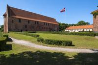 Nyborg Palace, Nyborg, Fyn Island, Denmark