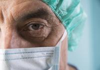 Close-up of Surgeon 11030043523  写真素材・ストックフォト・画像・イラスト素材 アマナイメージズ
