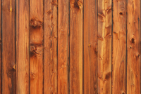 Close-up of Boards of Barn Wall, Bad Mergentheim, Baden-Wurttemberg, Germany