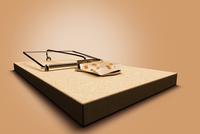 Digital Illustration of Mouse Trap 11030044750| 写真素材・ストックフォト・画像・イラスト素材|アマナイメージズ