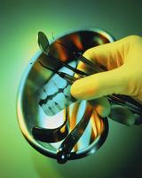 Dentistry Instruments 11030044832| 写真素材・ストックフォト・画像・イラスト素材|アマナイメージズ