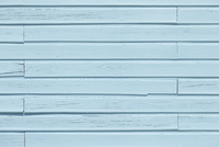 Close-up of Blue Painted Wooden Wall, Biarritz, Aquitaine, France