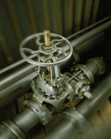 Industrial Refinery Valve