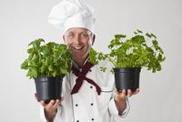 Portrait of Chef 11030049970| 写真素材・ストックフォト・画像・イラスト素材|アマナイメージズ