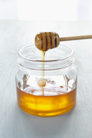 Honey Dipper in Jar