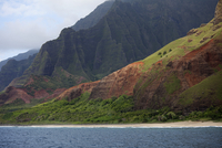 Na Pali Coast, Kauai, Hawaii, USA