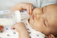 Baby Drinking Bottle, Toronto, Ontario, Canada