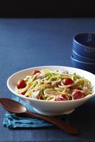 Pasta with Chicken 11030051045| 写真素材・ストックフォト・画像・イラスト素材|アマナイメージズ