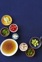 Soup Ingredients 11030051060| 写真素材・ストックフォト・画像・イラスト素材|アマナイメージズ