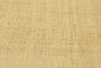 麻の布のランチョンマット