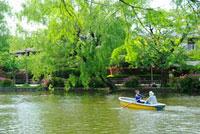 石神井公園の池