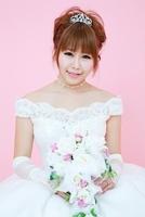 花嫁 11031072118| 写真素材・ストックフォト・画像・イラスト素材|アマナイメージズ