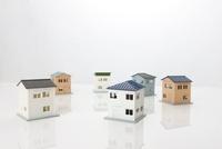 住宅模型 11031073490| 写真素材・ストックフォト・画像・イラスト素材|アマナイメージズ