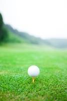 ゴルフボール 11031075078| 写真素材・ストックフォト・画像・イラスト素材|アマナイメージズ