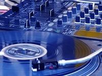 ミキサーと レコード