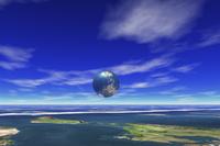 空想惑星と自然