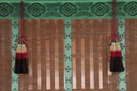 下鴨神社の簾