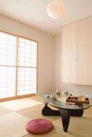 和室 11032004369| 写真素材・ストックフォト・画像・イラスト素材|アマナイメージズ