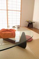 和室のテーブルの上のご進物 11032004371| 写真素材・ストックフォト・画像・イラスト素材|アマナイメージズ