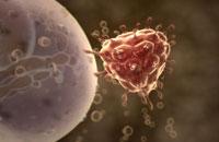 HIV adsorption 11037008248  写真素材・ストックフォト・画像・イラスト素材 アマナイメージズ
