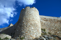 Ancient Castle Defense Walls