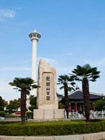 龍頭山公園 11069001718| 写真素材・ストックフォト・画像・イラスト素材|アマナイメージズ