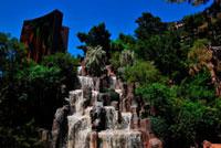 ラスベガスの人工滝 11069004779| 写真素材・ストックフォト・画像・イラスト素材|アマナイメージズ