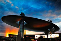 ラスベガスのショッピングモール 11069004791| 写真素材・ストックフォト・画像・イラスト素材|アマナイメージズ