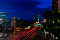 ラスベガスの夜景 11069004792| 写真素材・ストックフォト・画像・イラスト素材|アマナイメージズ