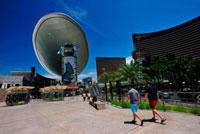ラスベガスのショッピングモール 11069004805| 写真素材・ストックフォト・画像・イラスト素材|アマナイメージズ