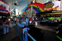 ラスベガスのアーケード 11069004810| 写真素材・ストックフォト・画像・イラスト素材|アマナイメージズ