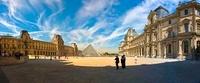 パリのルーブル美術館 11069007935| 写真素材・ストックフォト・画像・イラスト素材|アマナイメージズ