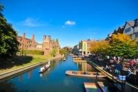 ケンブリッジを流れる川 11069008495| 写真素材・ストックフォト・画像・イラスト素材|アマナイメージズ