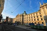 ミュンヘンの街並み 11069008618| 写真素材・ストックフォト・画像・イラスト素材|アマナイメージズ