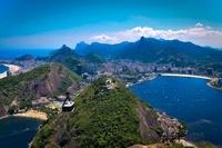 リオデジャネイロの町