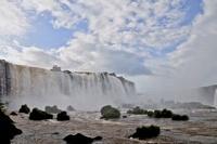 イグアスの滝 11069009204| 写真素材・ストックフォト・画像・イラスト素材|アマナイメージズ