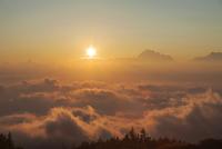 富士山から見る朝日