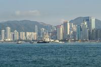 香港島のビル群 11069013122| 写真素材・ストックフォト・画像・イラスト素材|アマナイメージズ