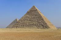 エジプトのピラミッド 11069013717  写真素材・ストックフォト・画像・イラスト素材 アマナイメージズ