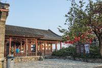 香山公園の重陽閣
