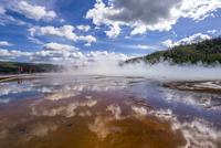 イエローストーン国立公園 11069017390| 写真素材・ストックフォト・画像・イラスト素材|アマナイメージズ