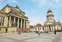 ジャンダルメンマルクト広場、フランス大聖堂、ベルリン、ドイツ