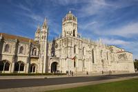 ジェロニモス修道院、リスボン、ポルトガル 11069017774| 写真素材・ストックフォト・画像・イラスト素材|アマナイメージズ