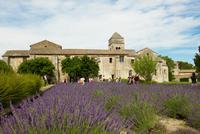 サン・ポール・ド・モーゾール修道院、サン・レミ・ド・プロヴァンス、フランス
